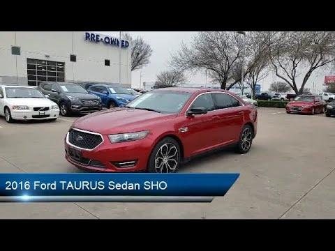 Ford TAURUS Sedan SHO Arlington  Mansfield  Grand Prairie  Dallas  Fort Worth
