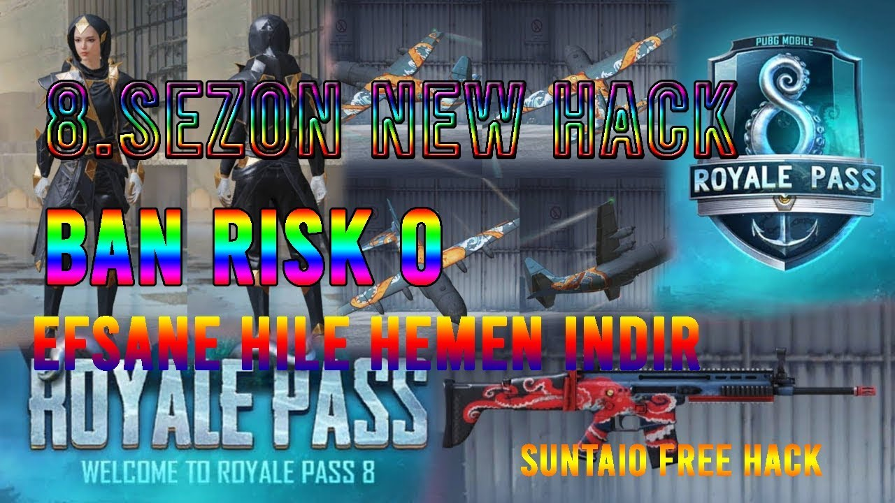 PUBG MOBILE NEW HACK PUBG MOBILE YENI HILE