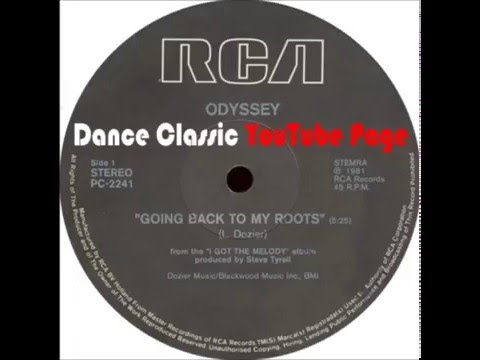 """Odyssey - Going Back To My Roots (12"""" Version)"""
