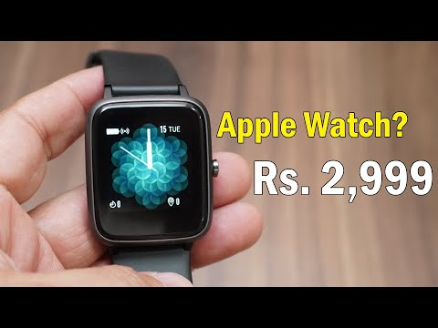 Noise ColorFit Pro 2 Smartwatch (looks Like Apple Watch) For Rs. 2,999/-