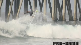 Us Open of Surfing 2015 | Pre Game