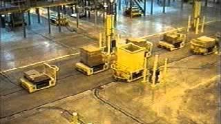 LO-TOW In-floor Towline Conveyor
