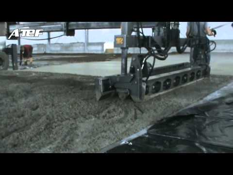 pavimenti industriali in calcestruzzo - laser screed.avi