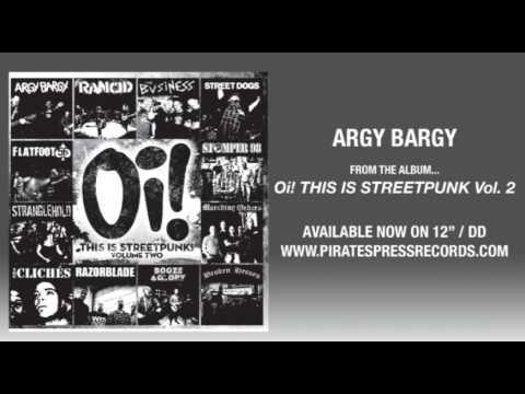 4. Argy Bargy -