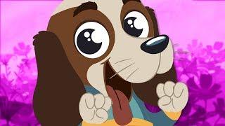 O Cão Basset - Músicas e Canções para Crianças   O Reino das Crianças