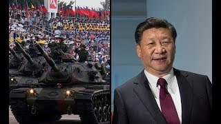 China freaking out over US arms to Taiwan