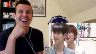 New Yang Nam Show - GOT7 Never Ever Funny Mic Changed REACTION!!!