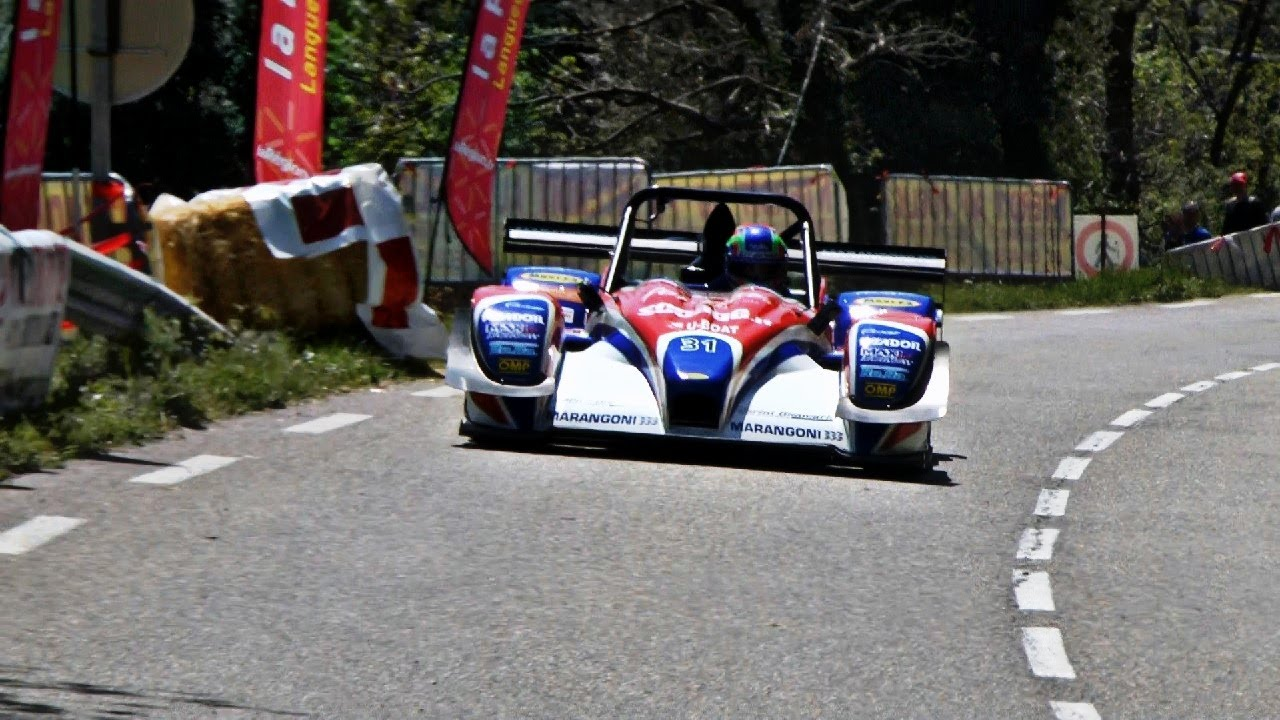 Norma M20 FC Zytek E2B SC 3000 European Hill Climb Championship 2014
