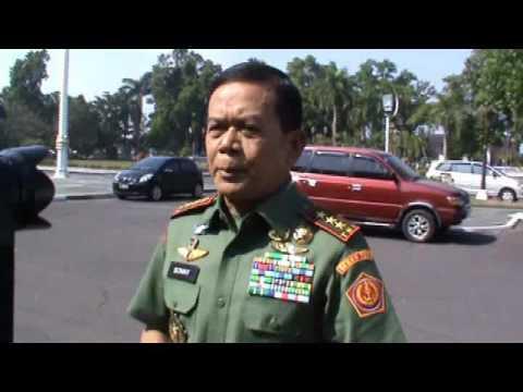 Dikreg XLII Sesko TNI KKDN Lombok by deaps90