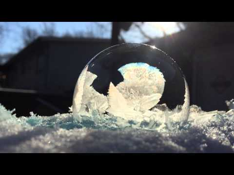 Ice Crystals forming
