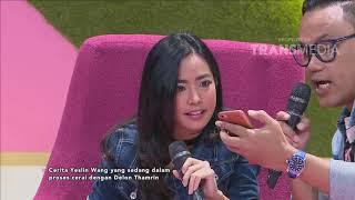 Download Video PAGI PAGI PASTI HAPPY - Tanggapan Yeslin Tentang Kedekatan Delon Dengan Putri Juby (17/10/18) Part 4 MP3 3GP MP4
