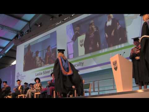 Leeds Met BA (Hons) Entertainment Management Class of 2010 Graduation Ceremony
