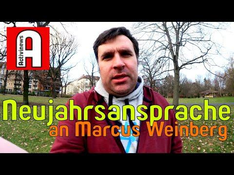 Neujahrsansprache an Marcus Weinberg