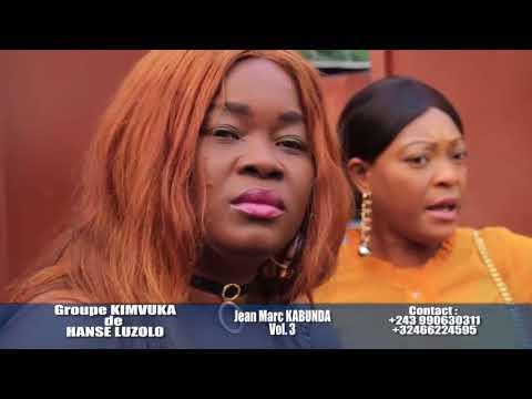 JM Kabunda 3 ep Groupe Kinvuka de Hanse Luzolo nouveauté