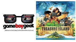 Treasure Island Review with the Game Boy Geek