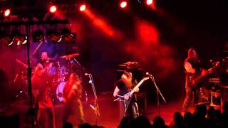 SKYFORGER - Live Barth/Germany 2011