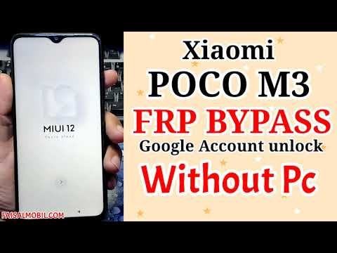 POCO M3 FRP Bypass Without Pc || All POCO Google Account Bypass || Stuck At Google Services Fix 100%