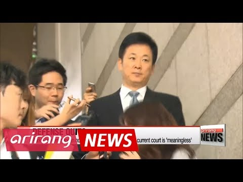 Ousted President Park Geun-hye speaks out for first time since arrest in March... while her..