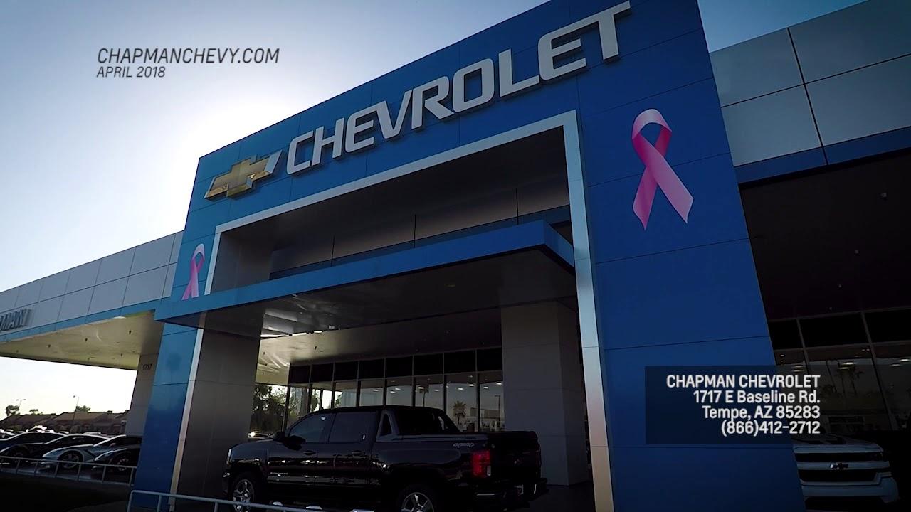 Chapman Chevrolet   2018 Chevy Colorado