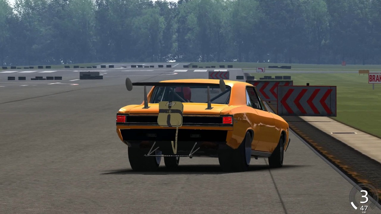 New Chevelle Ss >> Assetto Corsa - New Car Mod - 1967 Chevy Chevelle SS 396 (drag ver.) by UNCLE M + Download - YouTube