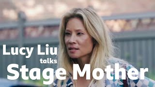 Lucy Liu interviewed by Simon Mayo & Mark Kermode