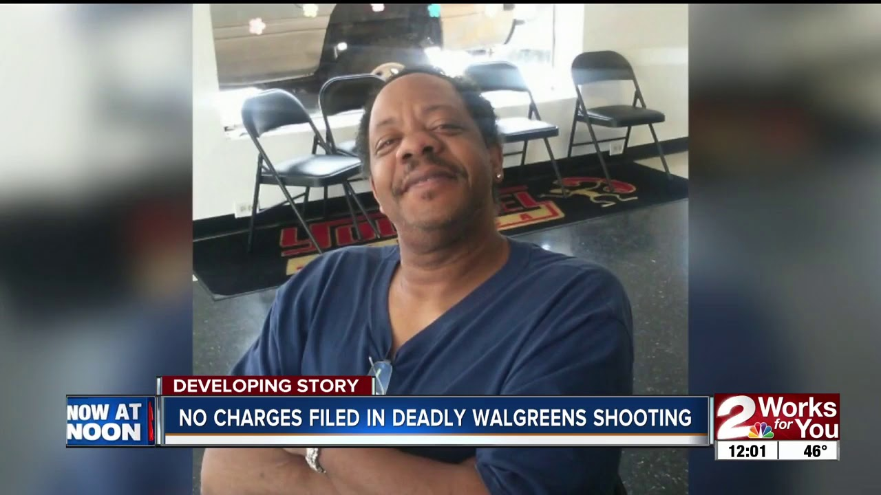 Former Walgreens employee won't be charged in shooting customer