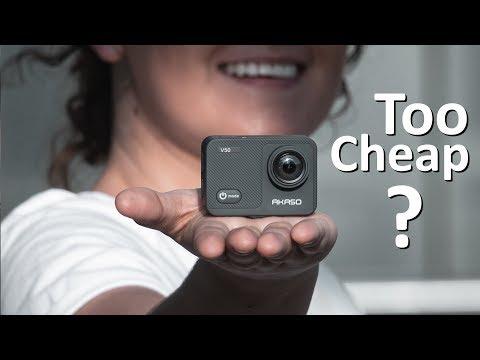 Best CHEAP Action Camera 2020 - Akaso V50x GOPRO Alternative?