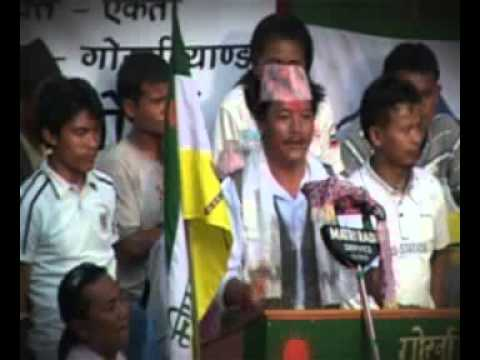 Changing Faces of Gorkhaland