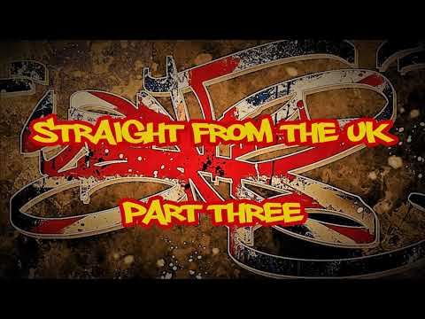 Straight From The UK 3 (UK Hip Hop Mix) 27/09/17