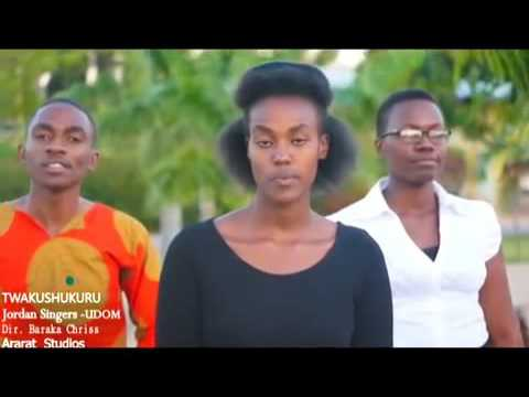 Twakushukuru by Jordan singers from UDOM