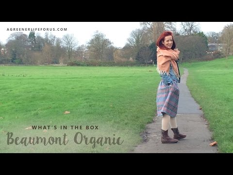 What's in the box - Beaumont Organic