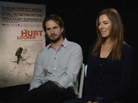 The Hurt Locker :  Bigelow And Boal : Exclusive Interview