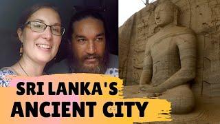 Polonnaruwa Ruins Sri Lanka's Ancient City