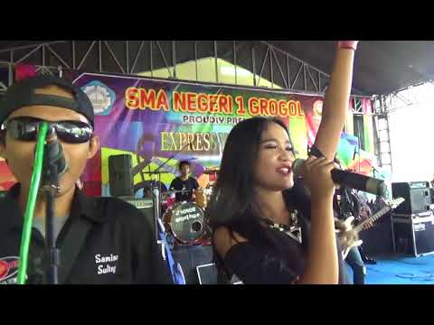 HANA MONINA  - FLASHLIGHT -  THE ROSTA  - LIVE SMAN  1 GROGOL