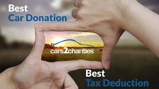 Car donation charities - Best car donation tax deduction