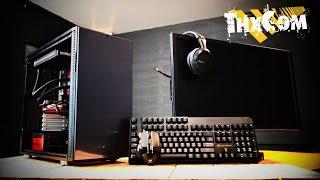 computer set skylake i7 6700k msi z170 m5 msi gtx980ti g skill ripjaws by thxcom 4k