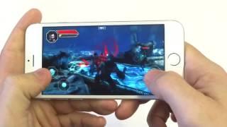Godfire: Rise of Prometheus Iphone 6 Gameplay - Fliptroniks.com