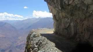 HUAROCHIRI - LIMA PERU  LA VARIANTE OCTUBRE 2013