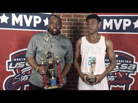 2017 USSSA North Carolina Basketball State Championship   Greensboro Coliseum
