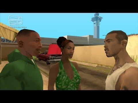 GTA San Andreas - Walkthrough - Beta Mission #1 - Impounded