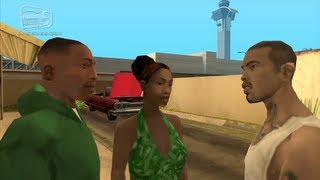 GTA San Andreas - Walkthrough - Beta Mission #1 - Impounded