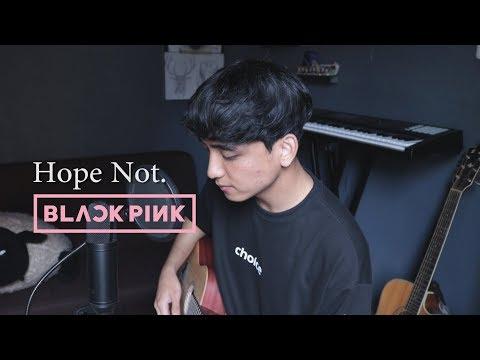 BLACKPINK - Hope Not (아니길) Cover By Reza Darmawangsa