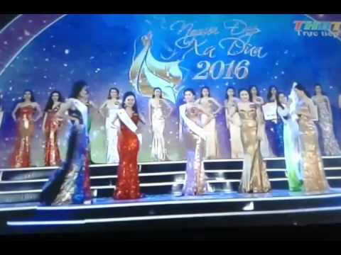 Chuong trinh nguoi dep xu dua nam 2016
