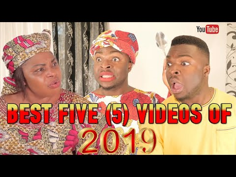 BEST FIVE (5) VIDEOS OF SAMSPEDY COMEDY 2019