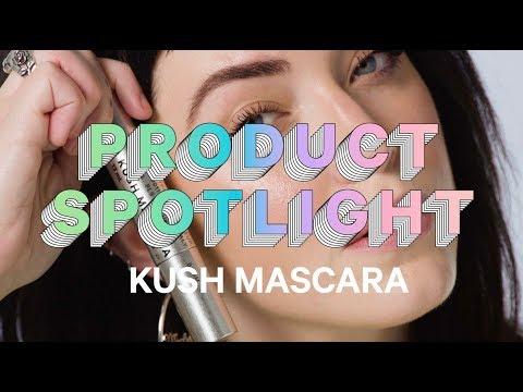Product Spotlight Kush Mascara  Milk Makeup