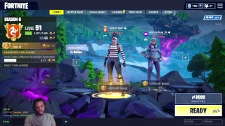 BEST CONSOLE M&K Q&A STREAM!! +GIVEAWAY @2K - FORTNITE BATTLE ROYALE - Lethal Heir - #203 (PS4 PRO)