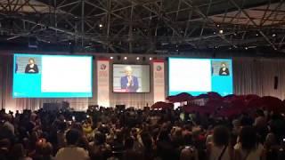 Секс-работницы вмешались в выступление Билла Клинтона на AIDS2018