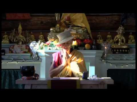02 Chenrezig & Praising Great Compassion The Sadhana; Guided Chenrezig Practice 10 1 11 a m