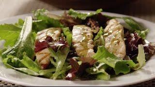 Salad Dressing Recipes - How To Make Cilantro Lime Dressing
