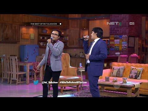 The Best of Ini Talkshow - Duet Paling Keren Sule dan Andre Nyanyi Satu Lagu Menjadi Bermacam Maca
